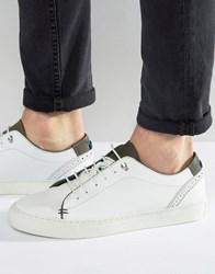 Ted Baker Kiing Trainers White