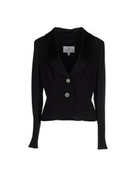Gai Mattiolo Suits And Jackets Blazers Women Black