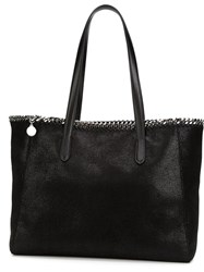 Stella Mccartney 'Falabella' Shopper Tote Black
