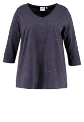 Junarose Jrclair Long Sleeved Top Ombre Blue