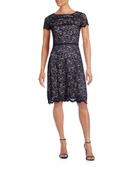 Ivanka Trump Lace A Line Dress