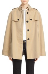 Burberry Women's 'Wolseley' Cotton Trench Cape