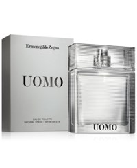 Zegna Uomo Eau De Parfum Spray 1 Oz No Color