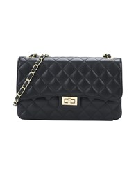 Parentesi Handbags Black