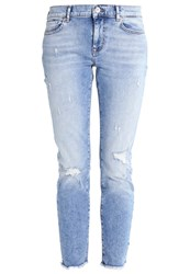 Only Onlsui Slim Fit Jeans Light Blue Denim Light Blue Denim