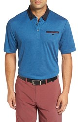 Travis Mathew Men's Casey Golf Polo