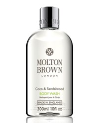 Coco And Sandalwood Body Wash 10Oz. Molton Brown