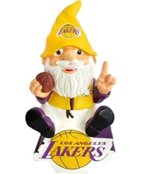 Forever Collectibles Los Angeles Lakers Gnome Team Color