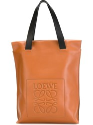 Loewe Shopper Bag Brown