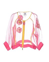 Vdp Beach Coats And Jackets Jackets Women Fuchsia