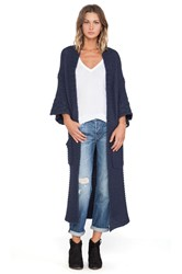 Wildfox Couture Cardigan Navy