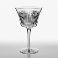 Cumbria Crystal Lyre Wine Glass Large