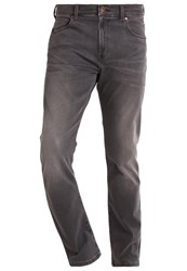 Wrangler Arizona Straight Leg Jeans Dove Grey Grey Denim