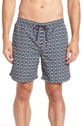 Saxx Cannonball Swim Trunks Oceanic