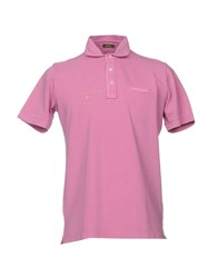 Fradi Polo Shirts Light Purple