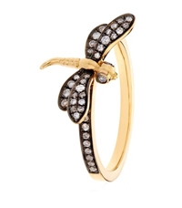 Annoushka Love Diamonds Dragonfly Ring
