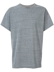 Amiri Vintage T Shirt Men Cotton S Grey