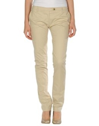 Gold Case Casual Pants Grey