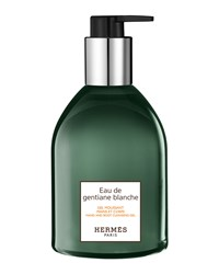 Hermes Eau De Gentiane Blanche Hand And Body Cleansing Gel 10 Oz. Hermes