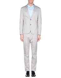 Mauro Grifoni Suits And Jackets Suits Men Light Grey