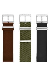 Misfit Women's Phase Three Pack 20Mm Watch Straps
