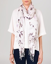 Phase Eight Megan Floral Scarf Multi Coloured