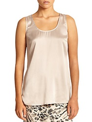 Pauw Stretch Silk Tank