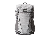 Burton Prism Pack Gray Heather Diamond Ripstop Backpack Bags