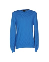 Relive Sweaters Azure