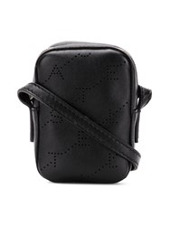 Stella Mccartney Tiny Flight Bag Black