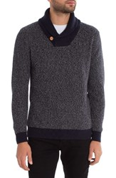 7 Diamonds Men's Flinton Sweater Navy