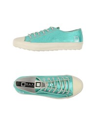 D.A.T.E. Footwear Low Tops And Trainers Men