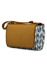 Picnic Time Blanket Tote Brown