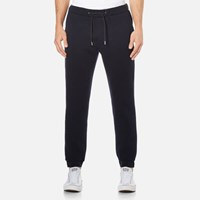 Msgm Men's Jogging Pants Navy Black