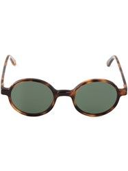 L.G.R 'Reunion 02' Sunglasses Brown