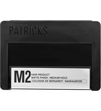 Patricks M2 Matte Finish Medium Hold Pomade 75Ml