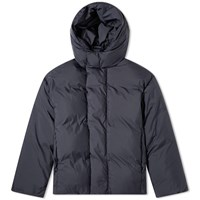 Oamc Lithium Hooded Jacket Blue