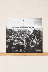 Urban Outfitters Kendrick Lamar To Pimp A Butterfly 2Xlp Black