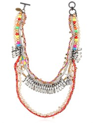 Venna Multi Strand Necklace