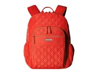 Vera Bradley Campus Tech Backpack Canyon Sunset Backpack Bags Red