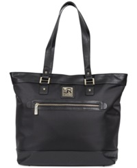 Kenneth Cole Reaction Call It A Night 16' Computer Tote Black
