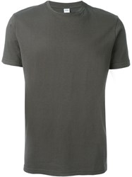 Aspesi Round Neck T Shirt Green