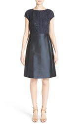 Lafayette 148 New York Women's Hillany Fit And Flare Dress