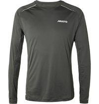 Musto Sailing Evolution Dynamic Stretch Jersey T Shirt Gray