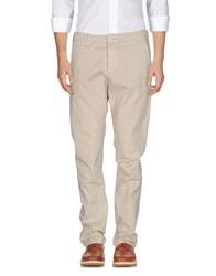 Uniform Casual Pants Beige