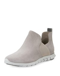 Cole Haan Zerogrand Slip On Bootie Ironstone
