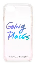 Rebecca Minkoff Going Places Iphone 7 Case Pink