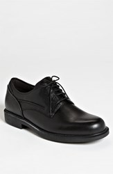 Dunham Men's 'Burlington' Oxford Black Leather