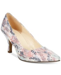 Karen Scott Clancy Pumps Only At Macy's Women's Shoes Pink Seafoam