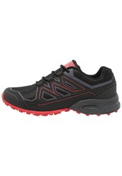 Your Turn Active Walking Trainers Black